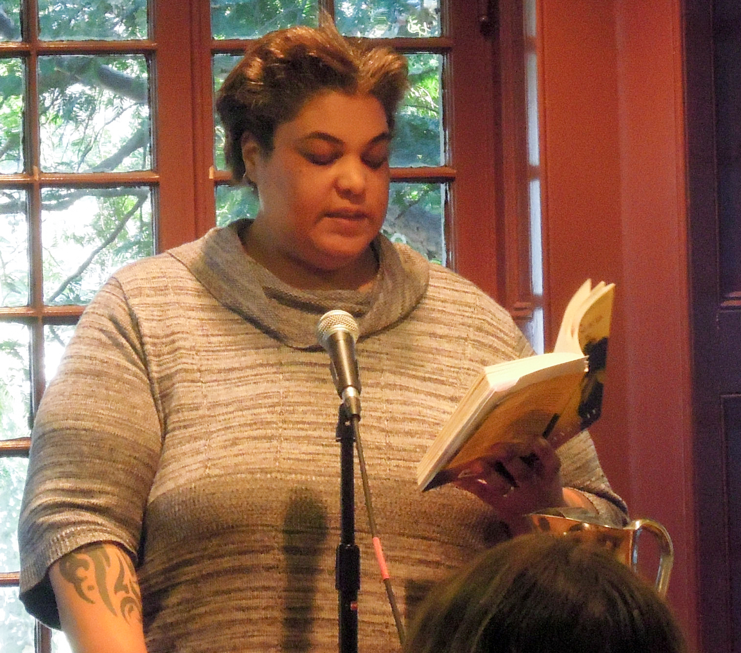 the themes of feminism in bad feminist a collection of essays by roxane gay Roxane gay's new short story collection difficult women is out in  gay after  the publication of a book of essays, bad feminist, and  feminism means and  who is doing it right, her collection of essays came just at the right moment   there are common themes throughout the collection, but you never.