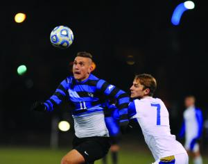 Soccer team loses in NCAA tourney
