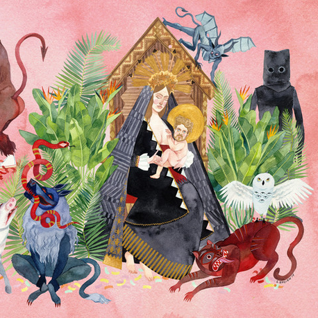 Father John Misty album not meant for church