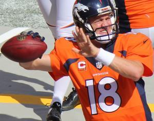 Peyton Manning's football legacy
