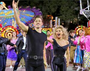 'Grease: Live' new flair to classic hit