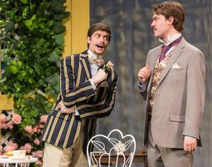 'Importance of Being Earnest': Witty, silly and downright true