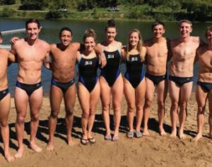 Swimmers get feet wet at Open Water Nationals