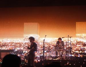 The 1975 bring 'The Sound' across the pond