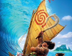 'Moana': A princess with power, personality