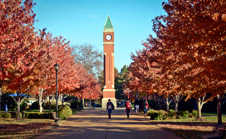 The Clock Tower Accords impact on enrollment efforts