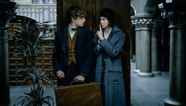 'Fantastic Beasts': Relive the magic