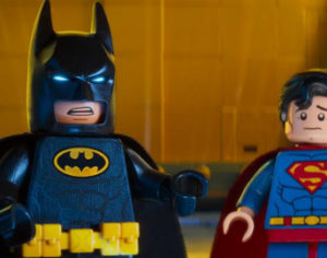 'Lego Batman' delights audiences brick by brick