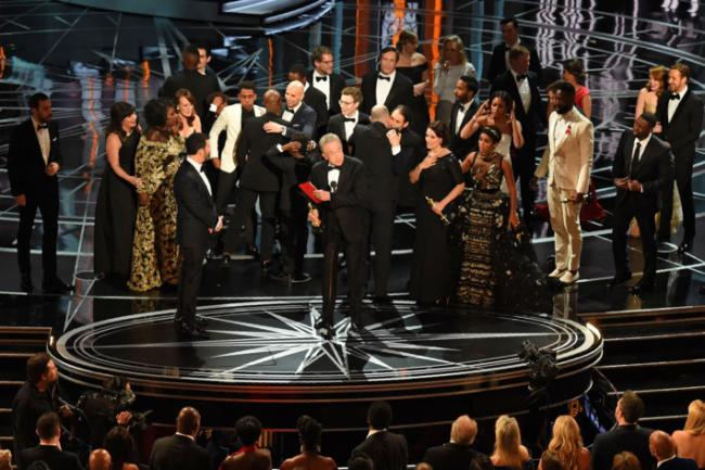 Oscars more than the mishap