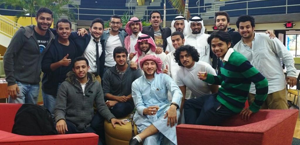 Tastes: SLU students celebrated Saudi culture at the Center for Global Citizenship. Yasser Alsaleh  / Staff Writer