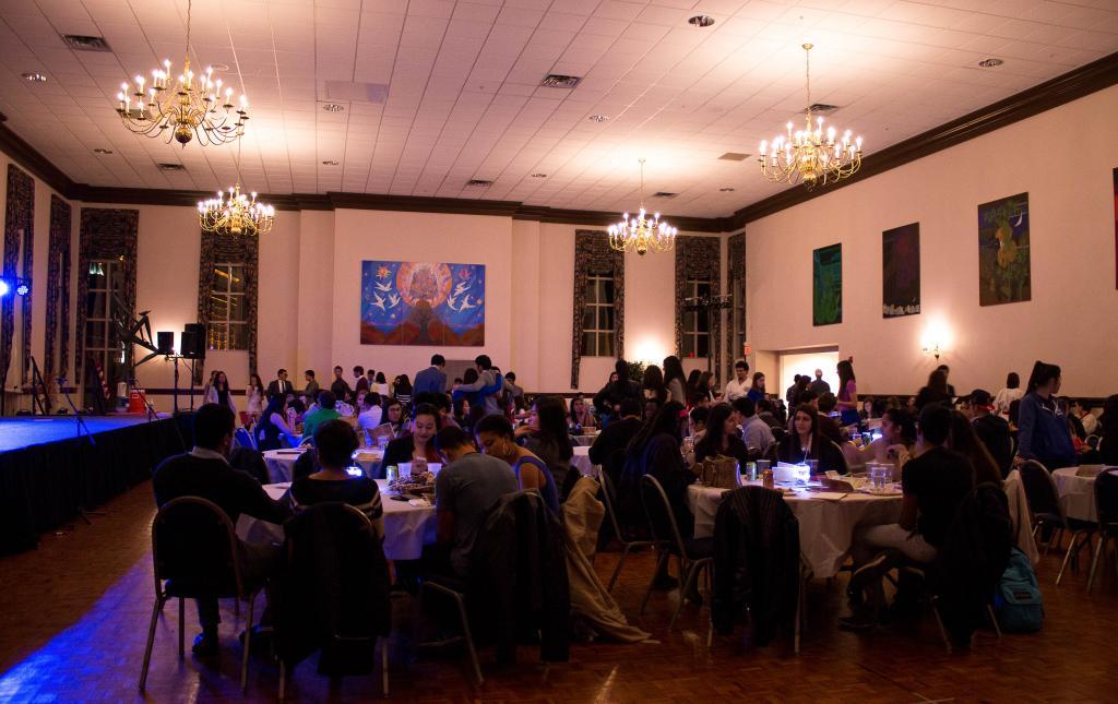 SLU AAA: Asian-American culture was on display in full array, Saturday night. Javier  Muro de Nadal / Staff Photographer